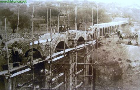 Construcció Reg de Móra